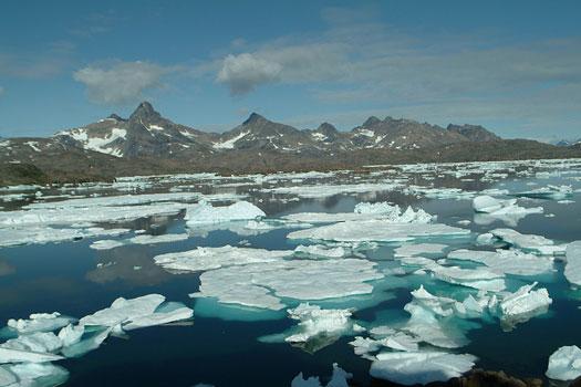 Ittoqqortoormiit, East Greenland. Photo by ilovegreenland