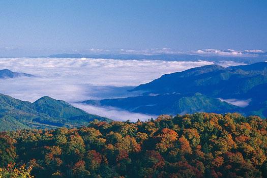 Towada-Hachimantai National Park in Akita Prefecture