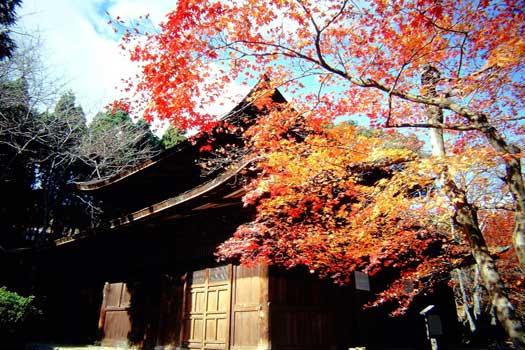 Miidera Temple, Otsu city, Shiga Prefecture