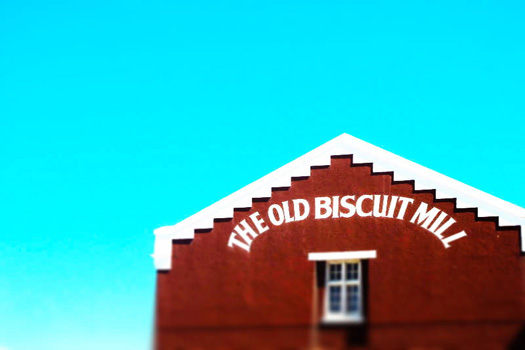 The Old Biscuit Mill, Cape Town, South Africa