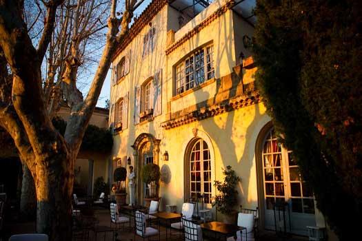 =7. La Villa Gallici, Aix-En-Provence, France
