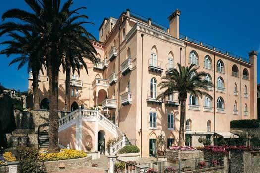 5. Palazzo Sasso, Ravello, Italy