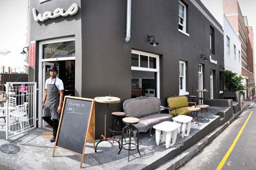 Haas, 67 Rose Street, Bo-Kaap, Cape Town