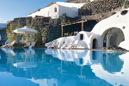 Perivolas, Santorini