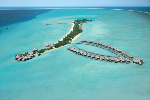 2. Taj Exotica Resort and Spa, Maldives