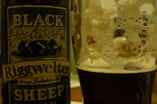 Riggwelter by Black Sheep Brewery