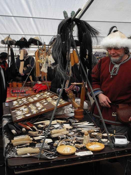 Jorvik Viking Festival, Coppergate, York