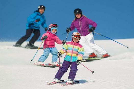 Protective ski gear