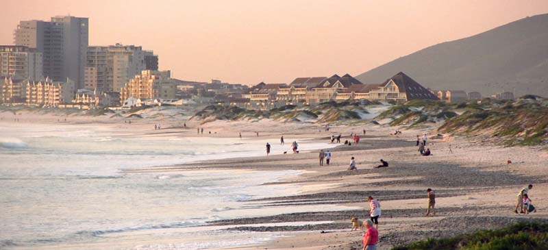 Best beaches in Africa... Cape Town