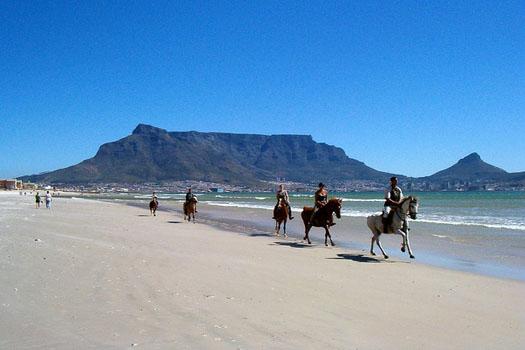 Milnerton Beach, Cape Town