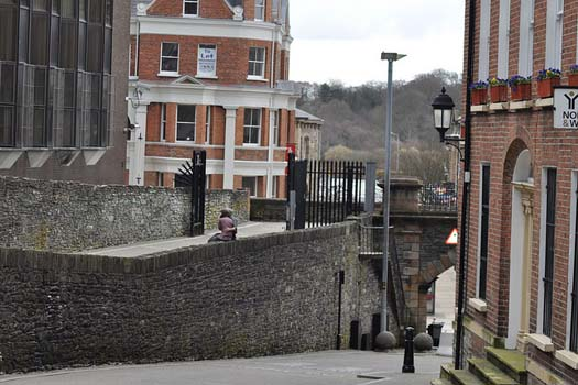 Londonderry's city walls