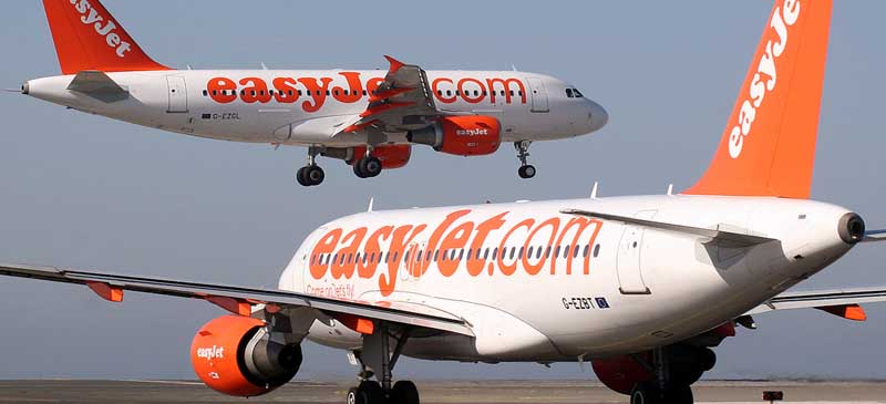 11 new routes... easyJet