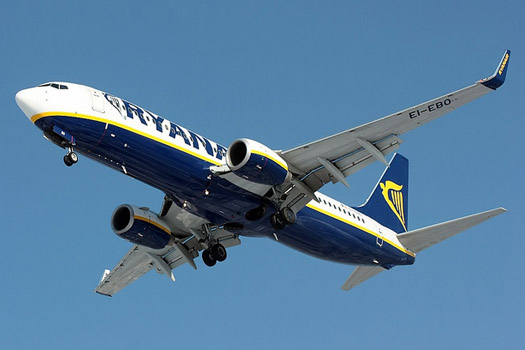 Fans can get to Poland for less with Ryanair