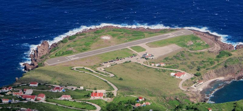 Scariest airport runways