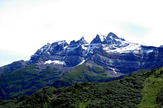 Dents du Midi, Valais