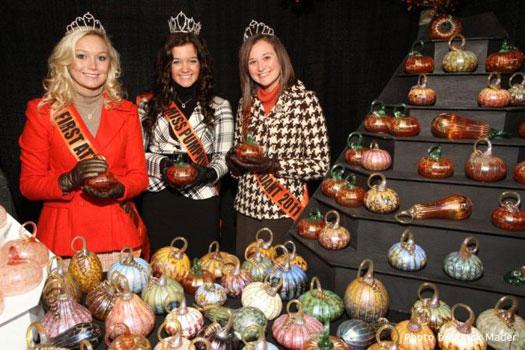 The Circleville Pumpkin Show, Circleville, Ohio, USA