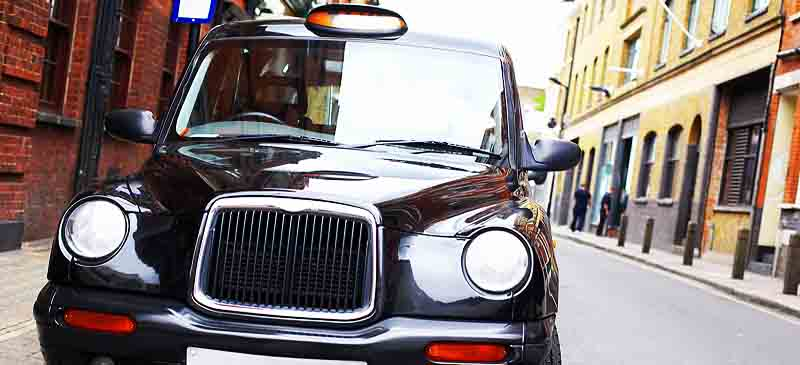 London has the best cabs in the world