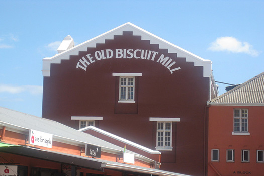 The Old Biscuit Mill, Cape Town