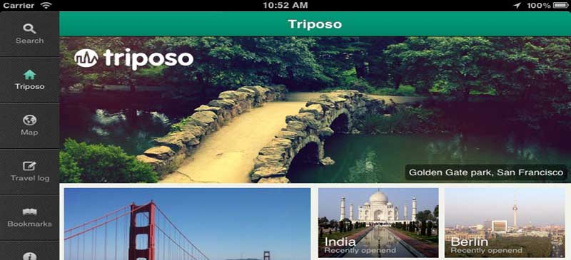 Triposo has launch v2.0 of its travel app