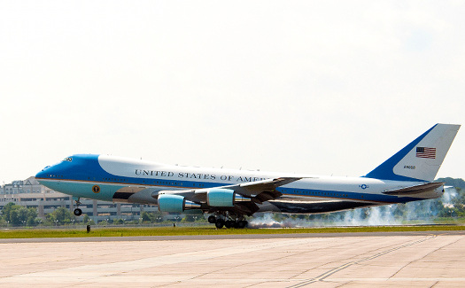 Air Force One - Presidential transport
