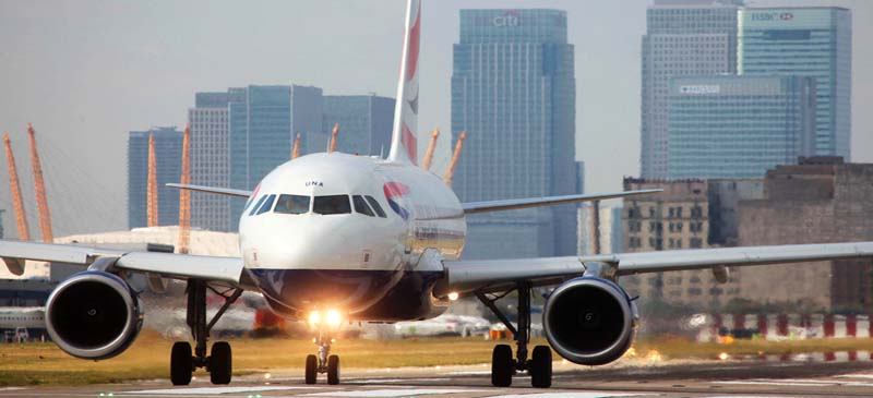 Expanding services... British Airways