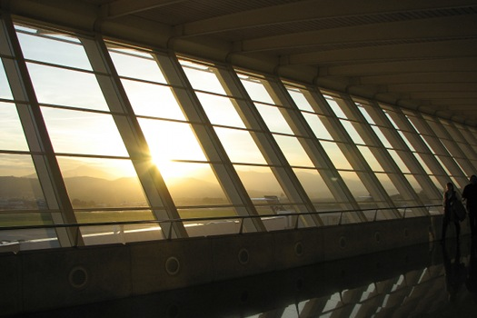 Sondika Airport, Bilbao (Spain)