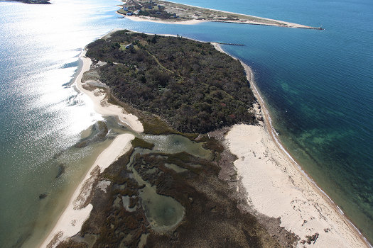 Block Island - untamed islands