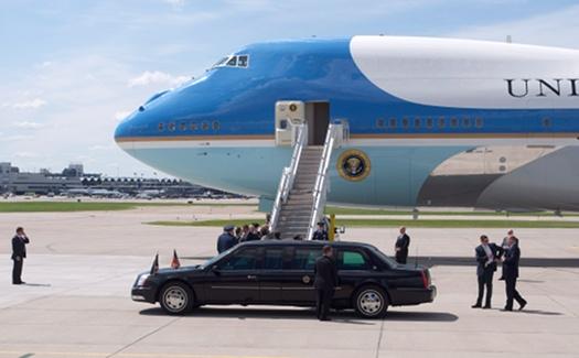 Cadillac One - Presidential transport