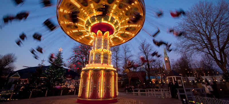 Copenhagan - Best Christmas markets in Europe