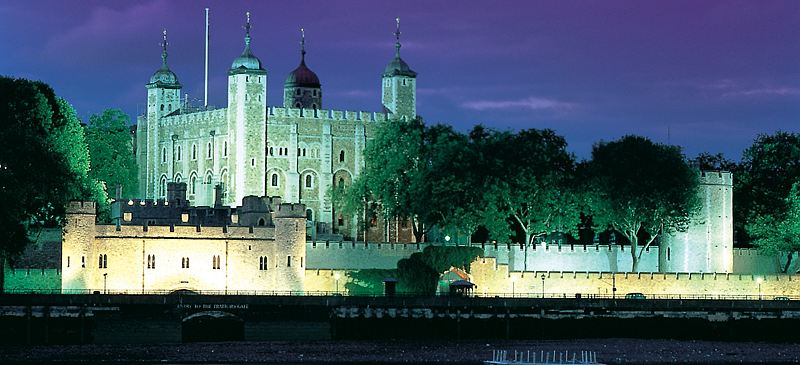 Tower of London - Britain's 10 most handsome castles