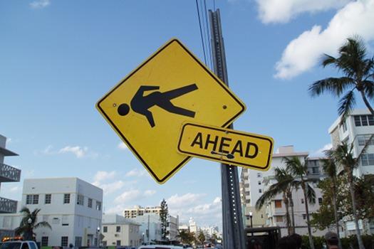 Caution – Spring Break ... in Miami (USA)