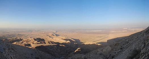 Jebel Hafeet Mountain Road