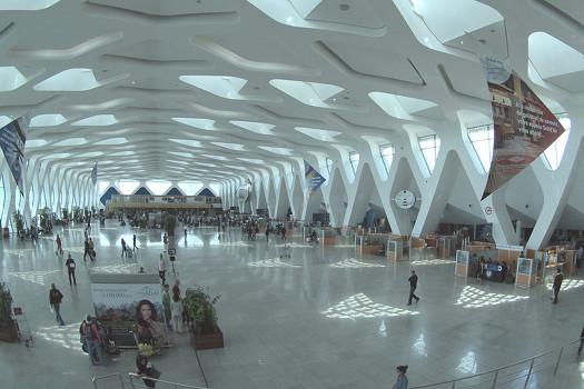 Marrakech Menara Airport (Morocco)