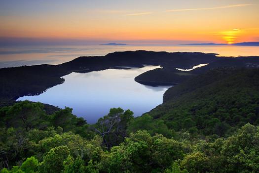 Mljet - untamed islands