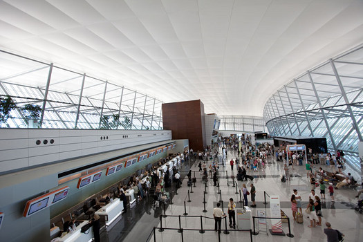 Carrasco International Airport, Montevideo (Uruguay)
