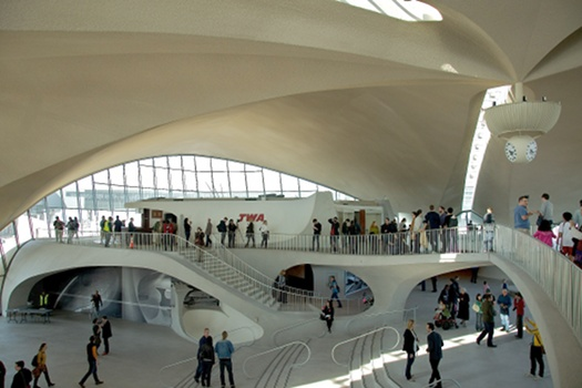 John F. Kennedy Airport, New York City (USA) – TWA Flight Center
