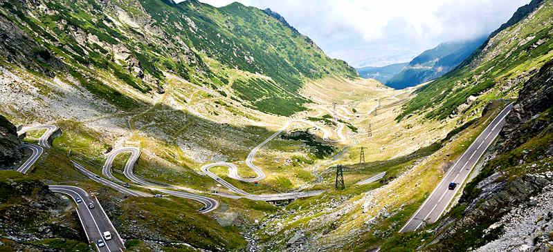 Transfagarasan - World's most scenic drives