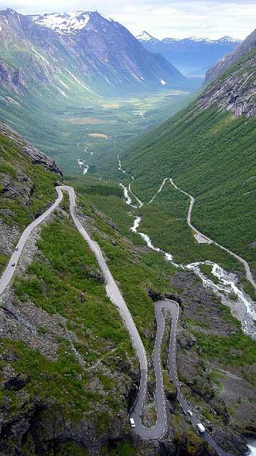 Trollstigen – Rauma (Norway)