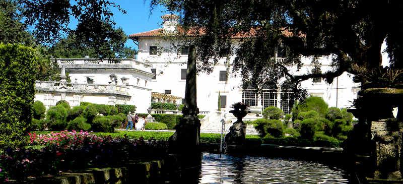 Vizcaya Museum - Miami Itinerary