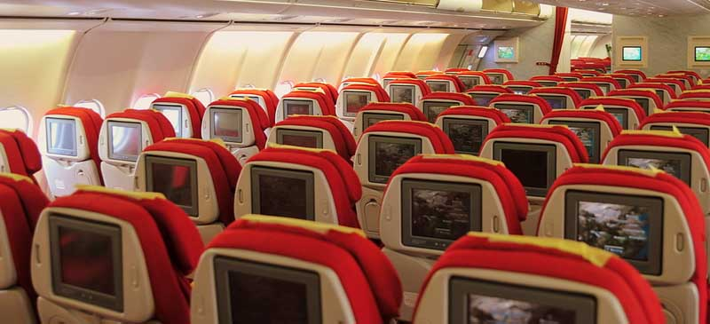 Which airlines are worst for legroom?