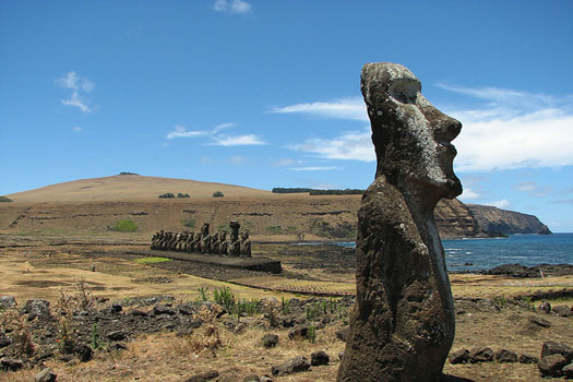 Easter Island, South Pacific