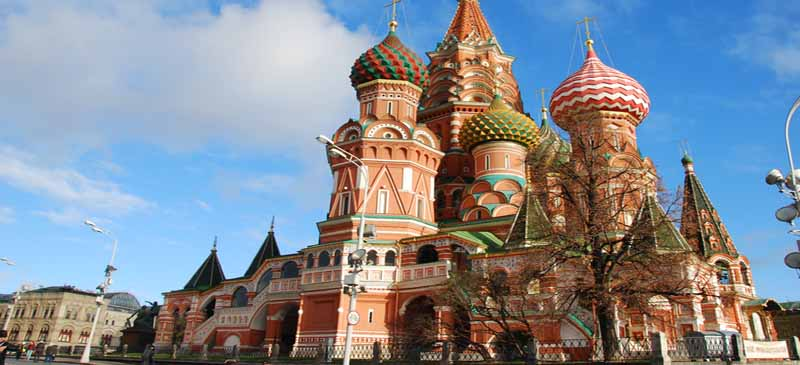 More options to Moscow with easyJet