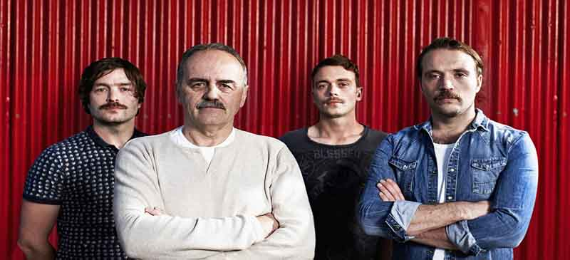 Raising money and awareness... Movember