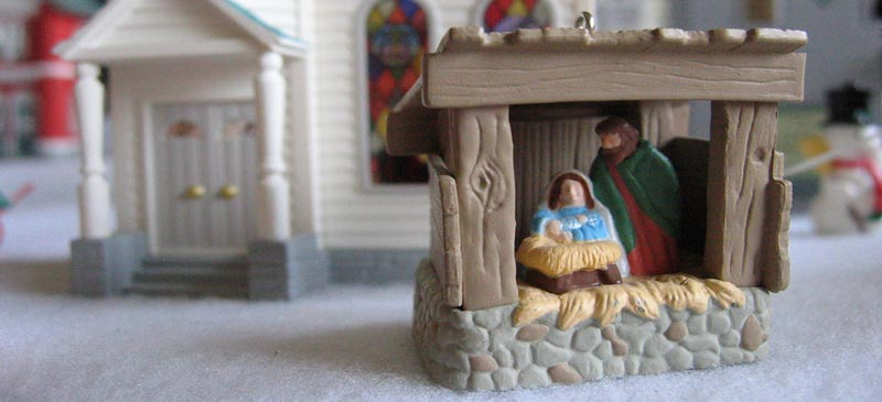 Free rooms if you're called Mary and Joseph