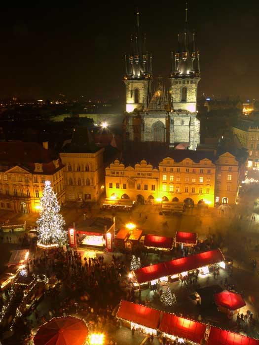 Prague Christmas Market, Czech Republic
