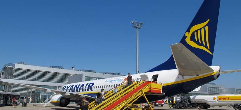 Profit boost... Ryanair