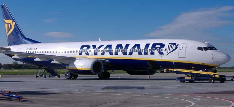 £18 seat sale... Ryanair