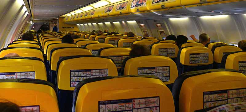 Will we see standing room-only flights one day?