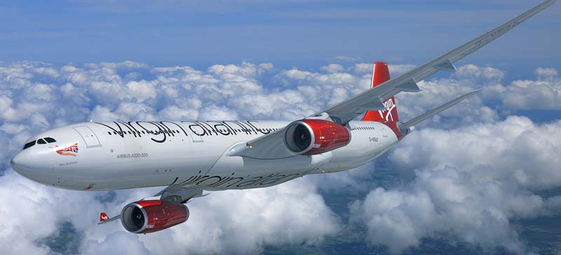 New domestic routes... Virgin Atlantic