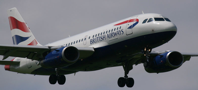 New flights starting this weekend... BA